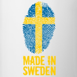 Made In Sweden / Sverige - Contrast Coffee Mug