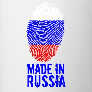Made in Russia / Россия - Contrast Coffee Mug