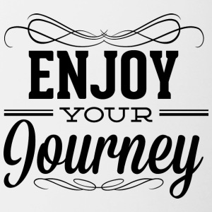 enjoy_your_journey - Contrast Coffee Mug