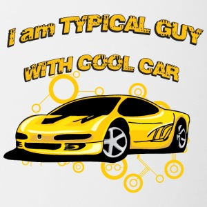 I_am_Typical_guy_with_cool_car - Contrast Coffee Mug