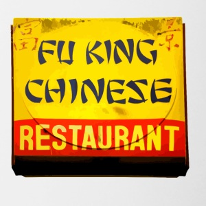 Fu King Chinese Restaurant - Contrast Coffee Mug
