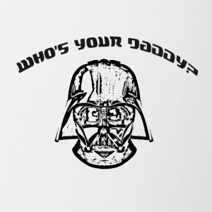 Who's your Daddy? - Contrast Coffee Mug