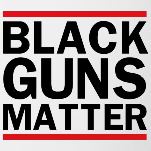Black Guns Matter - Contrast Coffee Mug