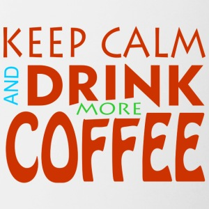 KEEP_CALM2 - Contrast Coffee Mug