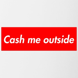 cashmeoutside - Contrast Coffee Mug