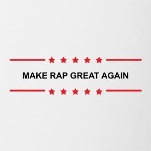 Make Rap Great Again - Contrast Coffee Mug