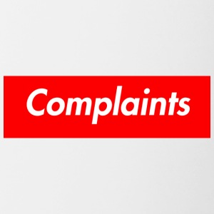 Complaints - Contrast Coffee Mug