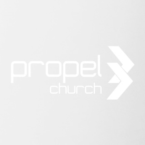 Propel Church Logo - Contrast Coffee Mug