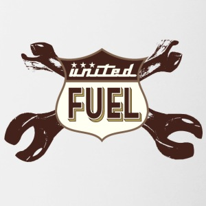 United fuel - Contrast Coffee Mug
