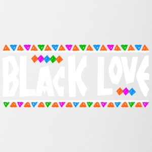 Black Love - Contrast Coffee Mug