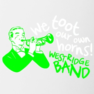 Westridge Band - Contrast Coffee Mug