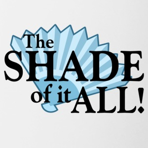 The Shade of it All! - Contrast Coffee Mug