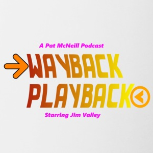 Wayback Playback - Contrast Coffee Mug