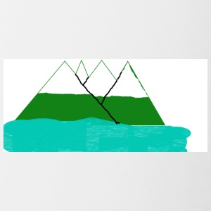 lake - Contrast Coffee Mug