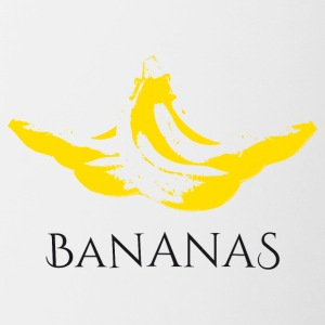 Bananas - Funny - Summer T-Shirt - Contrast Coffee Mug