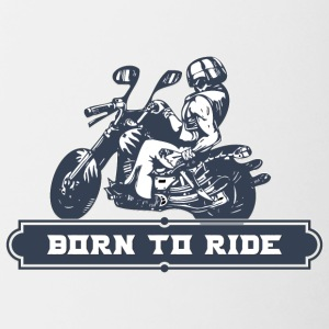 BURN_TO_RIDE_3 - Contrast Coffee Mug