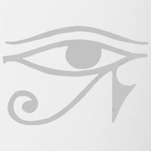 Eye of Horus - Contrast Coffee Mug