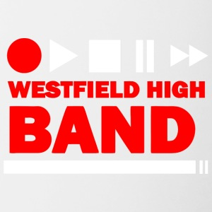 WESTFIELD HIGH BAND - Contrast Coffee Mug