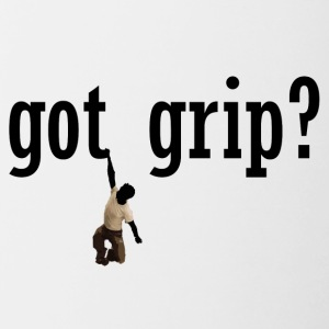 Got Grip? - Contrast Coffee Mug