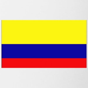 colombia flag 121244963 - Contrast Coffee Mug