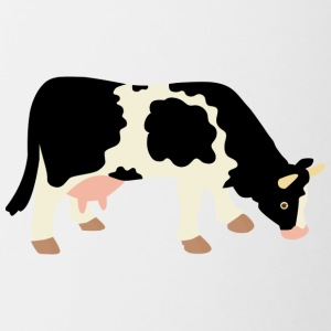 cow83 - Contrast Coffee Mug
