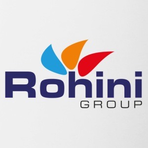 Rohini College - Rohini Group - Contrast Coffee Mug