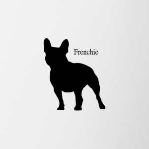 Frenchie - Contrast Coffee Mug