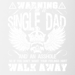 Single Dad Shirt - Contrast Coffee Mug