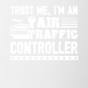 Air Traffic Controller Shirt - Contrast Coffee Mug
