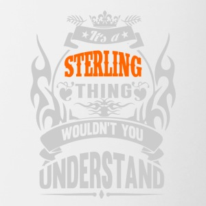 IT'S A STERLING THING TSHIRT - Contrast Coffee Mug