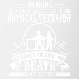 Physical Therapist Shirt - Contrast Coffee Mug