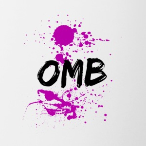 OMB-dripping sauce - Contrast Coffee Mug