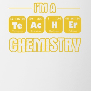Chemistry Teacher Tee Shirt - Contrast Coffee Mug