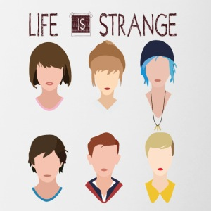 Life is strange - Contrast Coffee Mug