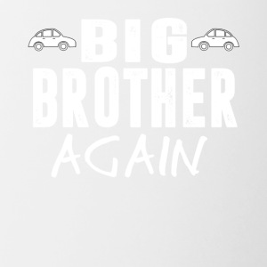 Big Brother again - Contrast Coffee Mug