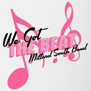 We Got The Beat Millard South Band - Contrast Coffee Mug