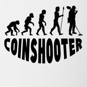 Coinshooter Evolution - Contrast Coffee Mug