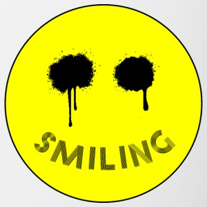 Smiling - Contrast Coffee Mug