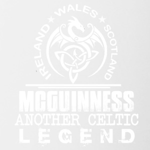 Celtic legend - Contrast Coffee Mug