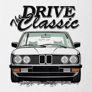 Drive the classic - Contrast Coffee Mug