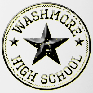 WASHMORE HIGH SCHOOL - Contrast Coffee Mug