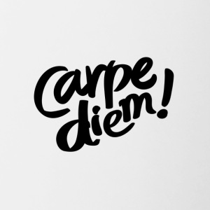 Carpe Diem! - Contrast Coffee Mug