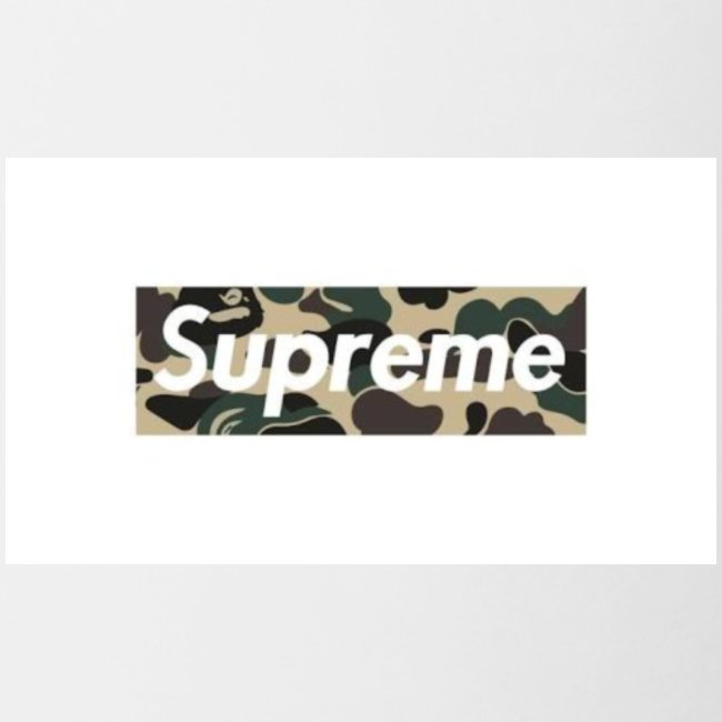 Supreme IPhone Case|Army filter