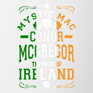MYSTIC MAC THE PRIDE OF IRELAND - Contrast Coffee Mug