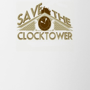Save the clock tower - Contrast Coffee Mug