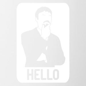Ashens HELLO - Contrast Coffee Mug