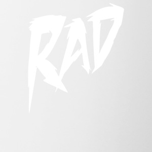 Rad Muscle - Contrast Coffee Mug