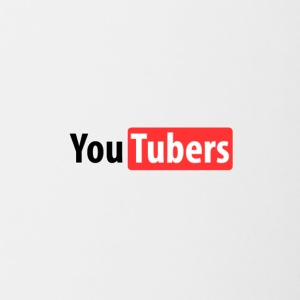 Youtubers T-Shirt - Contrast Coffee Mug