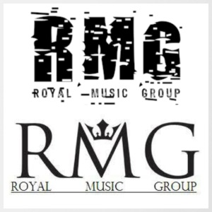 R.M.G.(Royal Music Group) - Contrast Coffee Mug