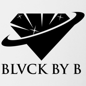 BLVCK BY B - Contrast Coffee Mug